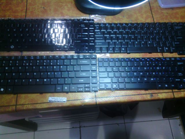 Keyboard Acer Aspire