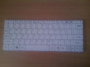 Jual Keyboard Acer AO Happy White Yogyakarta