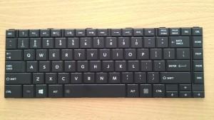 Jual Keyboard Toshiba C800, C800D, C840 Yogyakarta