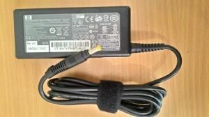 Jual Charger, Adaptor Laptop HP Compaq 18.5V 3.5A Colokan kuning Yogyakarta