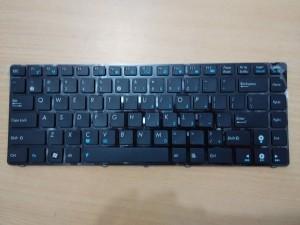 Jual Keyboard Laptop ASUS A42, A42J, K42, K42D, K42J, K42F, X44, U30, UL30, UL30A, A44H, N43, B43, P42F, K43, K43SJ Series Yogyakarta