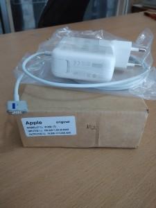 Jual charger, adaptor apple magsafe 2 45Watt Original Yogyakarta