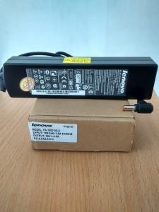 Jual charger adaptor lenovo 20V 4.5A original yogyakarta