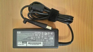 Jual charger adaptor laptop HP Compaq 18.5V 3.5A pin central jarum original yogyakarta