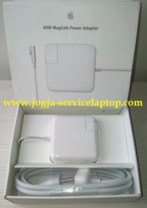 Jual Original Adaptor Charger Magsafe1 Apple Macbook 60w