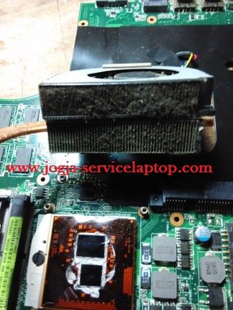 Cleaning FAN kipas prosessor jogja