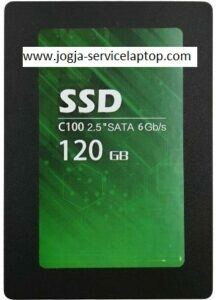 Upgrade tambah SSD laptop